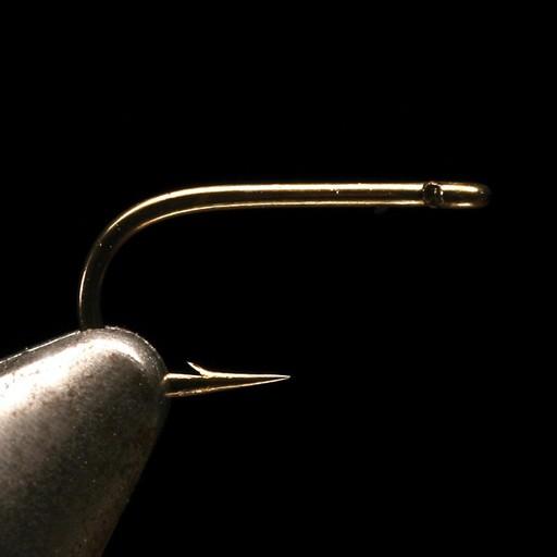 Daiichi 1640 Short Shank Straight Eye