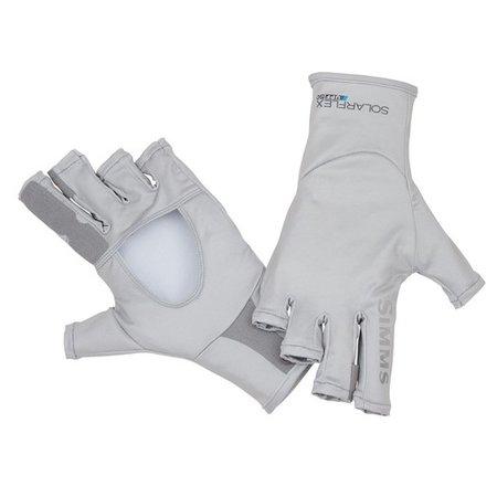 Simms Solarflex Sun Glove Ash