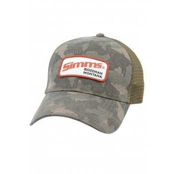 Simms Retro Patch Trucker
