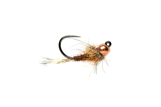 FM 5045 Jig Force Hook, Barbless, Black Nickel