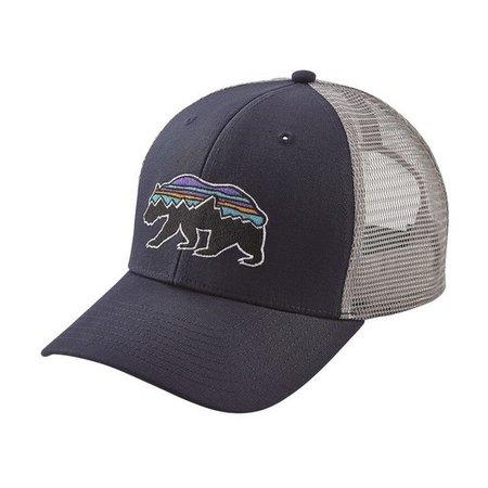 Patagonia Fitz Roy Bear Trucking Hat