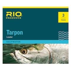 Rio Tarpon Leader 3 Pk