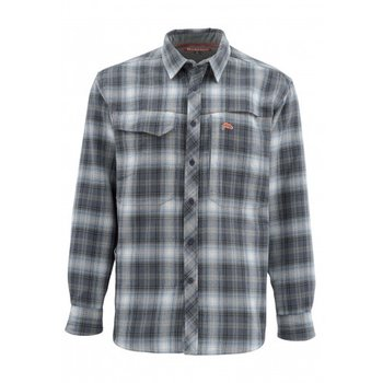 Simms Guide Flannel LS Shirt