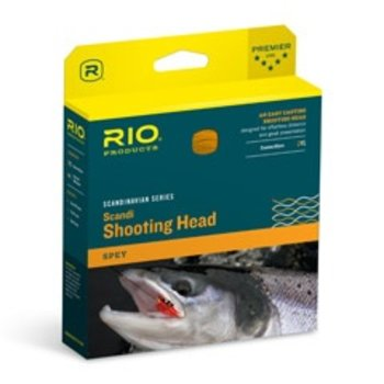 Rio Scandi Shooting Head