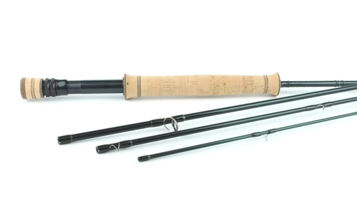 CF Burkheimer Sea-Trout Rod
