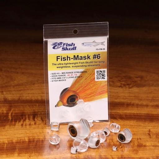 Fish Skull Fish Masks