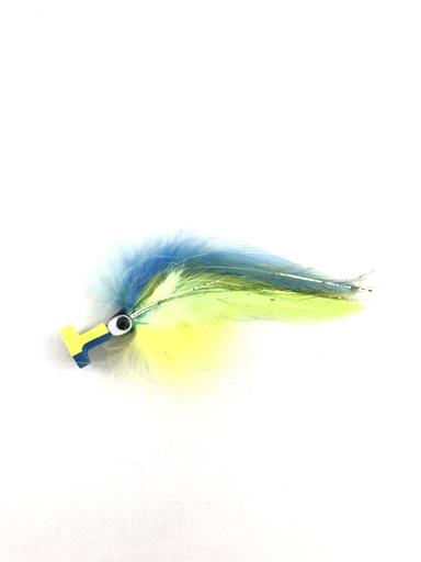 Cam Sigler Big Game Tube Flies unrigged