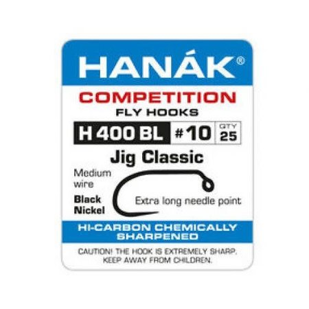 Hanak H 400 BL Classic Jig Hook