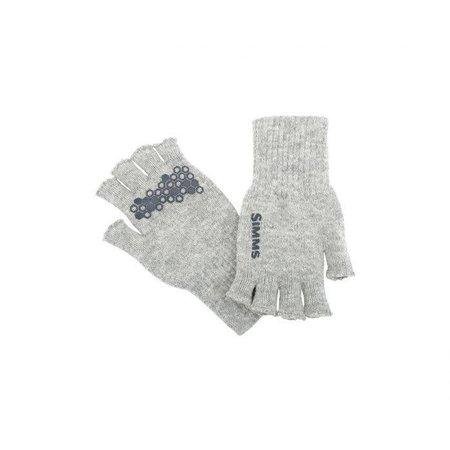 Wool Half Finger Glove