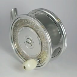 Willow 4/5 Tribal Etch Fly Reel