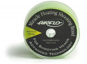 Airflo Miracle Braid Shooting Line