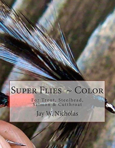 Super Flies Color, By Jay Nicholas