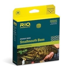 Rio Smallmouth Bass Fly Line