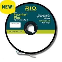 Rio Powerflex Plus Tippet 50yd spool