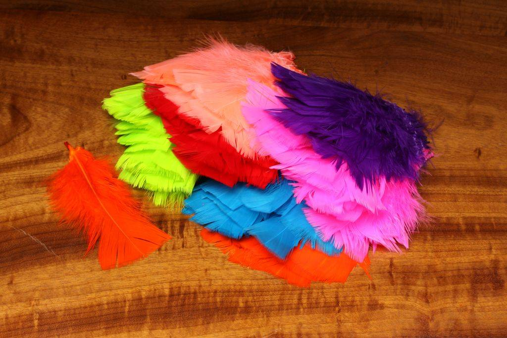 Intruder Hackle Prop Feather