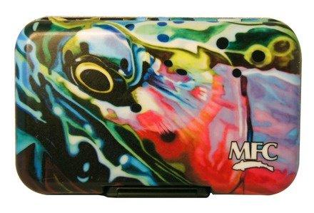 MFC River Camo Plastic Fly Box
