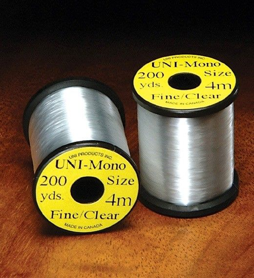 Uni Clear Mono Thread