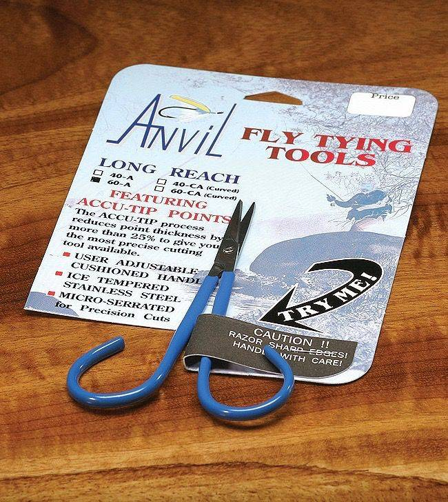 Anvil's Curved Fine Point Scissor