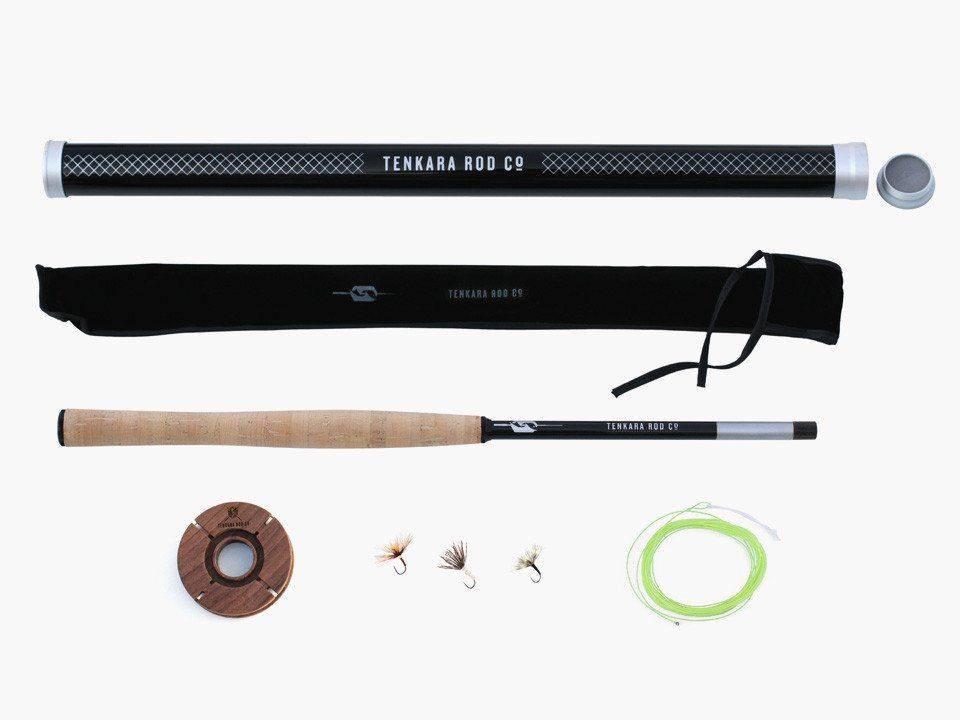 The Teton Package, Tenkara Rod