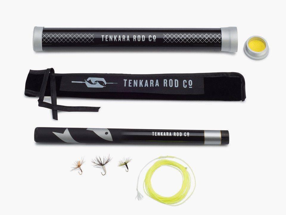 Mini Teton Package, Tenkara Rod