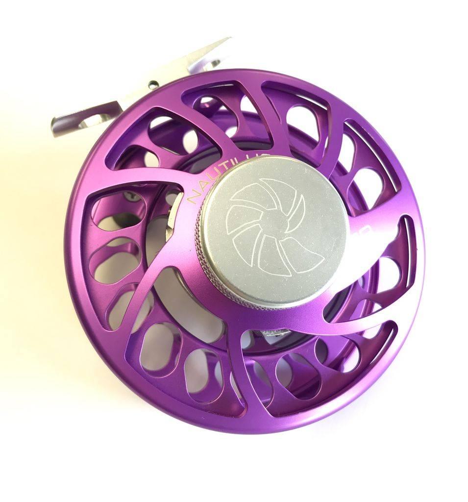 Nautilus Special Edition Custom Reels