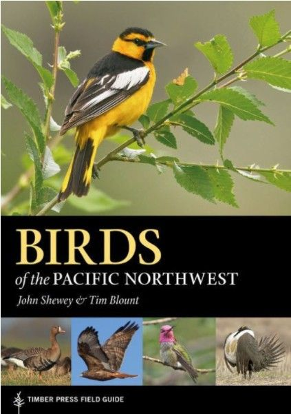 Birds of the Pacific Northwest, By John Shewey & Tim Blount