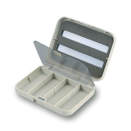 C&F Small 3-Row Tube Fly Box