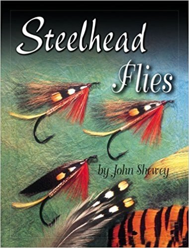 Steelhead Flies by John Shewey