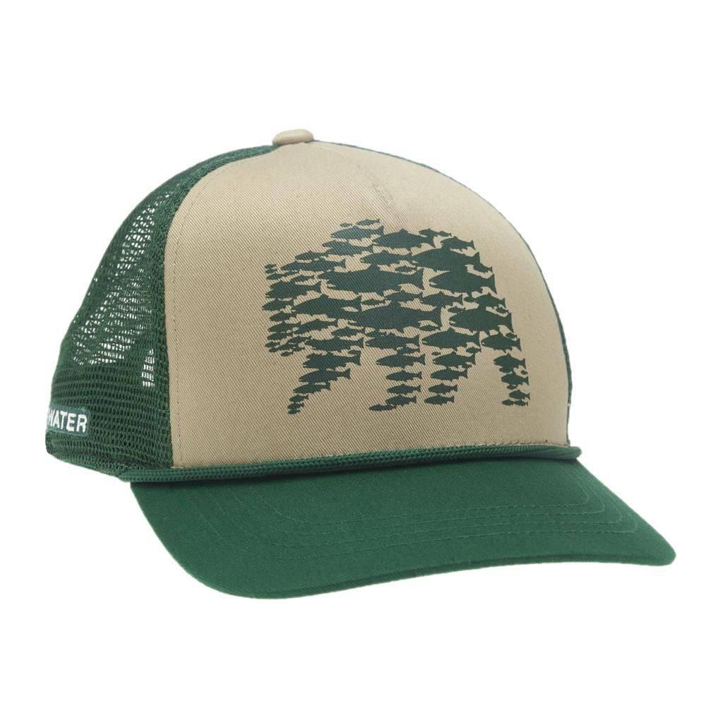 RepYourWater River Griz Hat