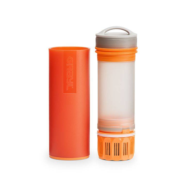 The Grayl Ultralight Bottle