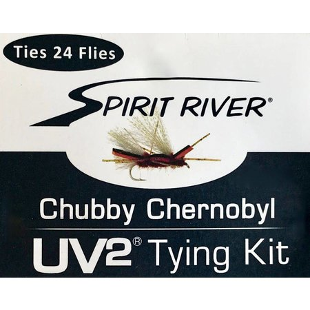 Spirit River Fly Tying Kit, Chubby Chernobyl
