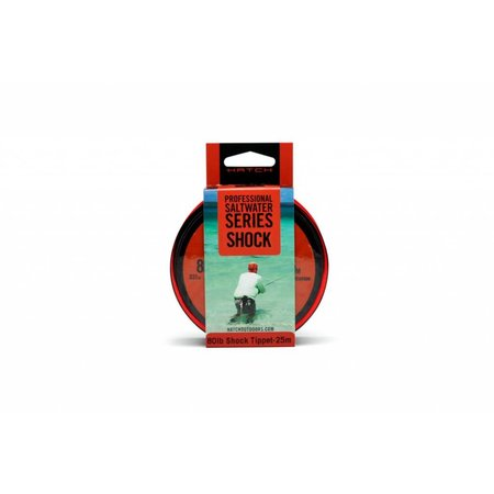 Hatch Professional Saltwater Fluorocarbon Shock Tippet