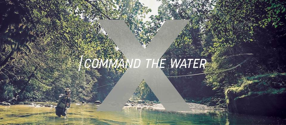 Sage X Command the water
