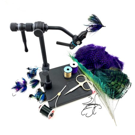 Flies and Fly Tying