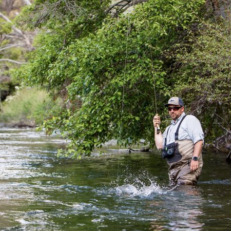 Introduction to Fly Fishing Class