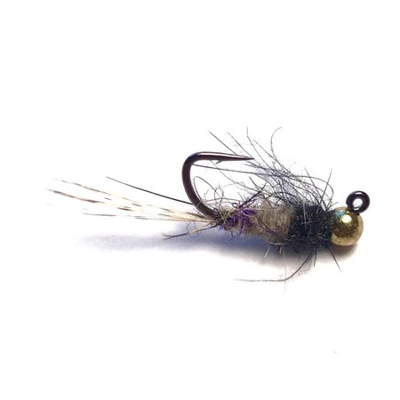 Tungsten Jig Brush Hog