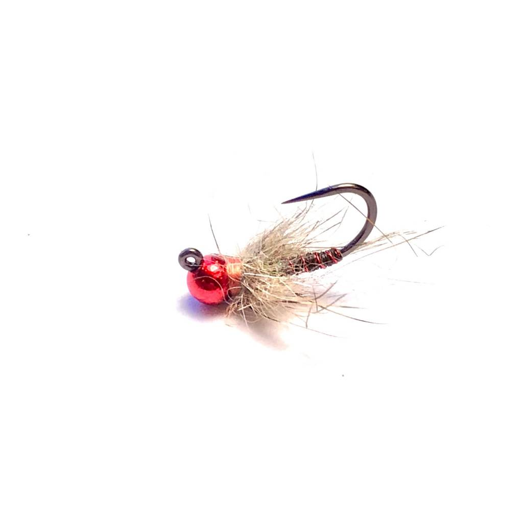 Strolis' Quill Bodied Jig Hare's Ear