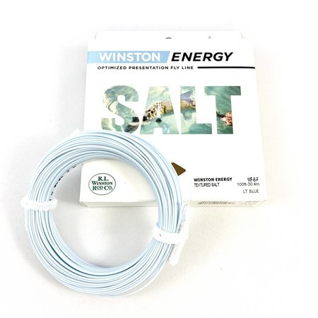 Winston Energy Salt Fly Line