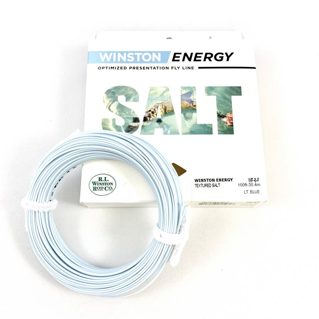 Winston Energy Salt Fly Line