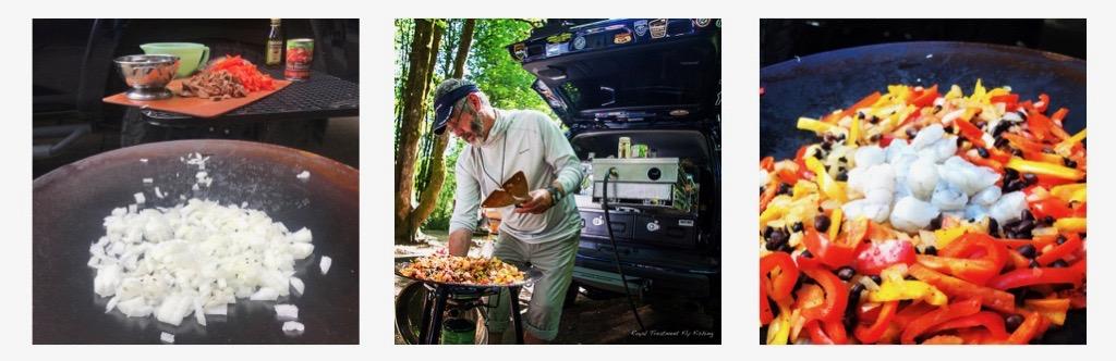 Skottle, Joel La Follette, Camp Kitchen, Overland,