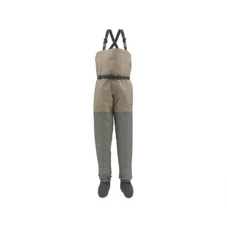 Simms Kid's Tributary Wader, Tan