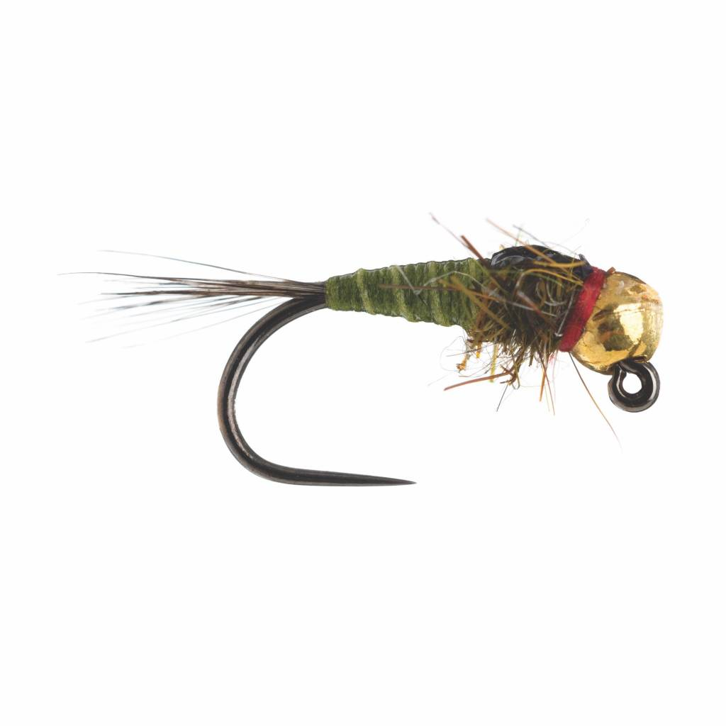Egan's Iron Lotus Jig