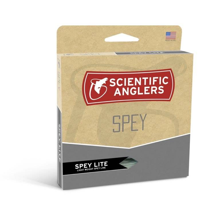 Scientific Angler Spey Lite Integrated Intermediate Skagit Head