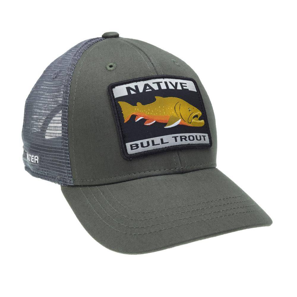 RepYourWater Native Bull Trout Hat