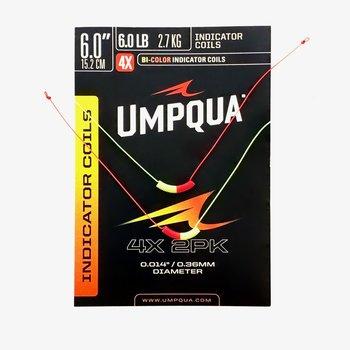 Umpqua Indicator Coils 2 pack