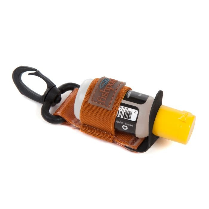 Fishpond Floatant Bottle Holder, Cutthroat Orange