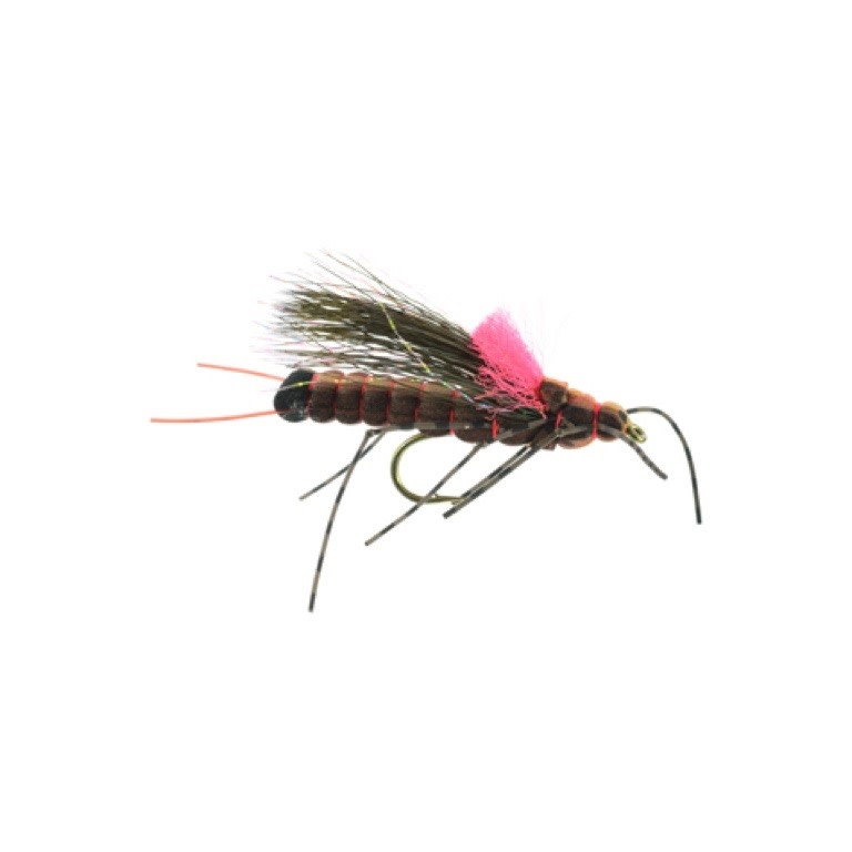 Morrish Fluttering Stone Salmon Fly Sz 6