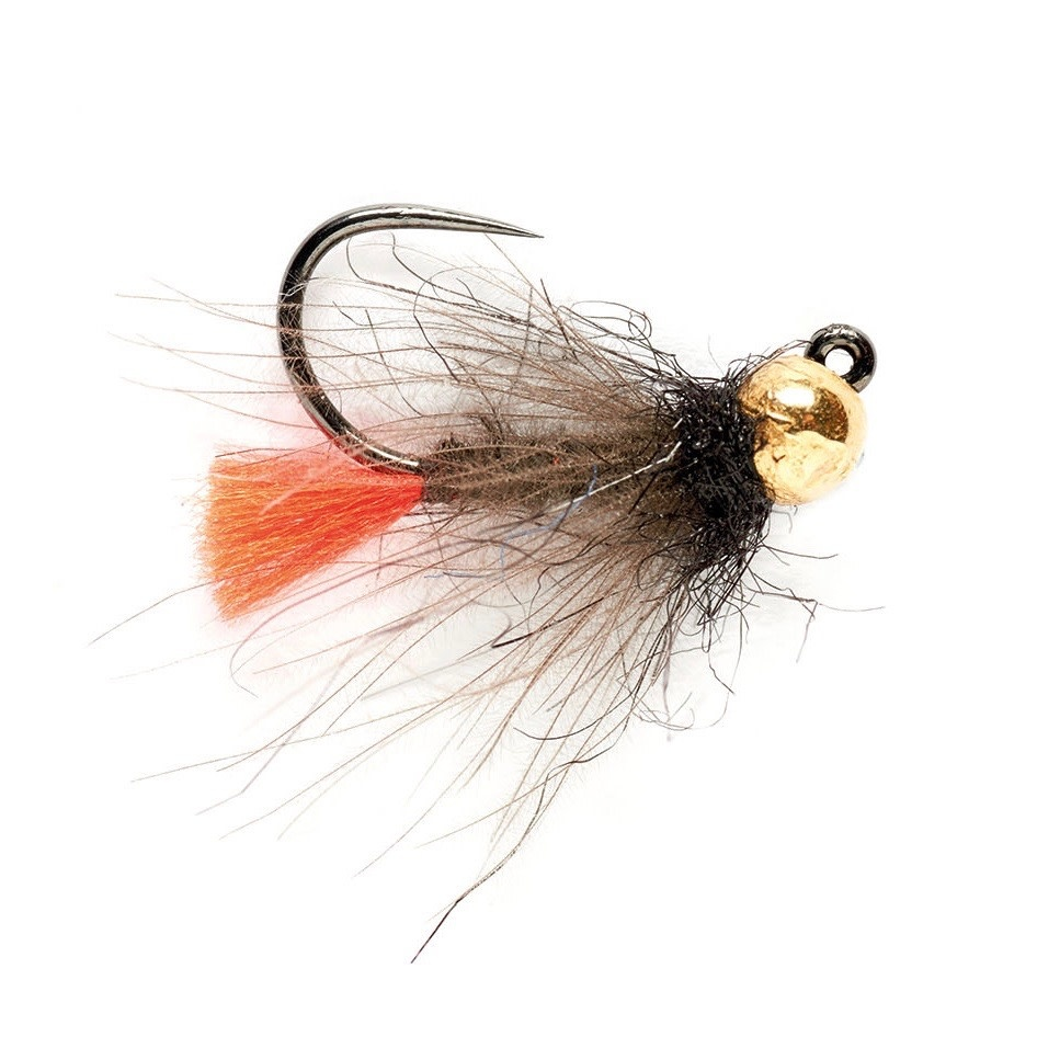 CDC Red Tag Jig Barbless