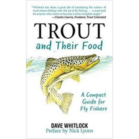 Trout and Their Food by Dave Whitlock