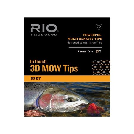 RIO InTouch 3D Mow Tip